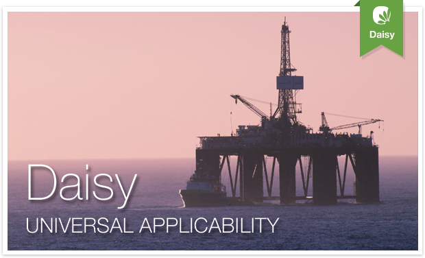 Daisy: Universal Applicability